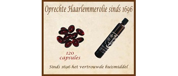 haarlemmerolie-120c
